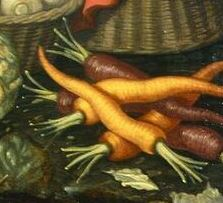 "After the harvest"" by Pieter Aertsen"