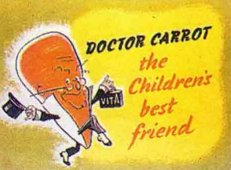 Dr Carrot Arrives - The Children's Best Friend