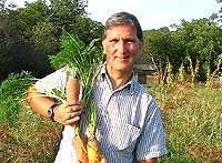 John with his Polish Carrots