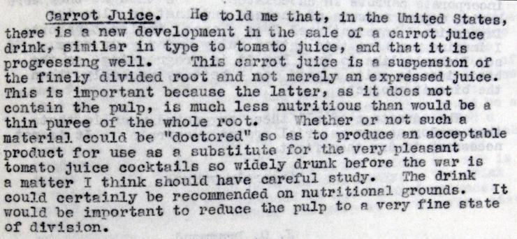 ww2 archives - carrot juice
