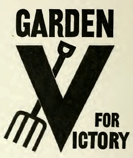 ww2 advert victory garden